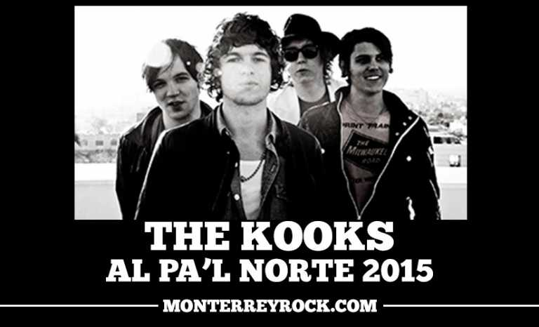 The Kooks: primer confirmado del Pal Norte 2015