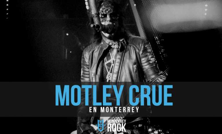 Motley Crue – The Final Tour – Monterrey 2015