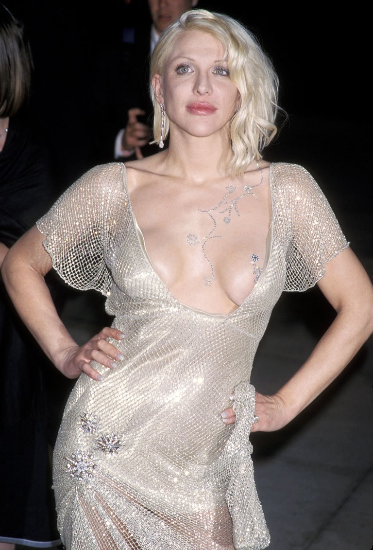 Grandes Rockeras, Courtney Love