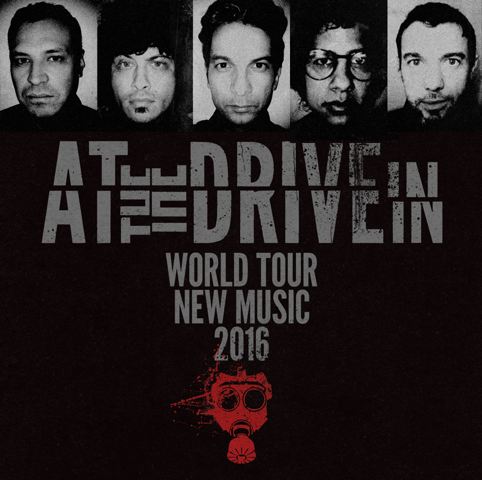 at the drive in tour 2016