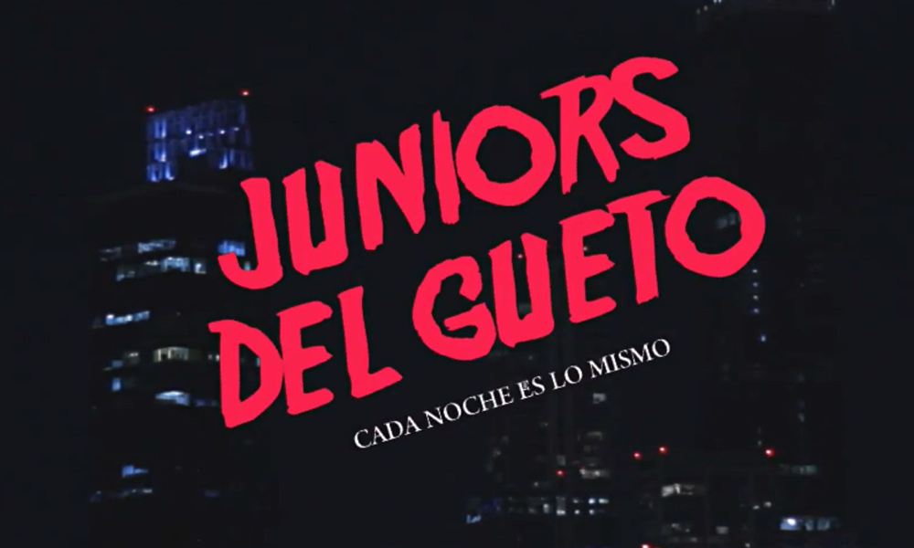 Juniors del Guetto - Cada Noche es lo mismo