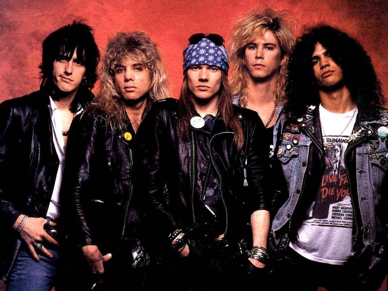 Guns and roses anuncian gira por mexico