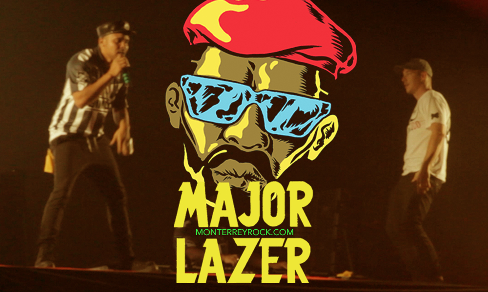 Major Lazer en Monterrey