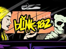 Bored to Death Blink 182