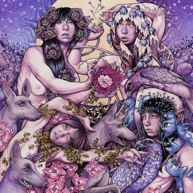 baroness-purple-disc