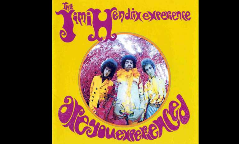 """Obras Maestras: """"Are you experienced?"""" – The Jimi Hendrix Experience"""