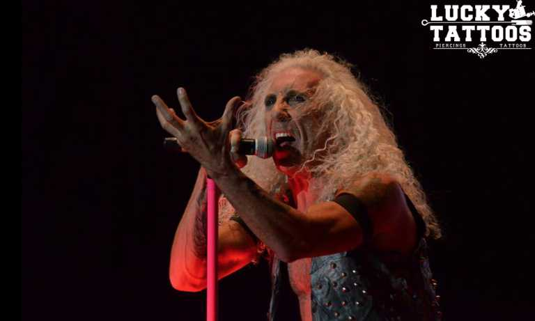 Twisted Sister en Hell and heaven