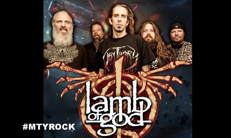 Lamb of God: cerca de Monterrey