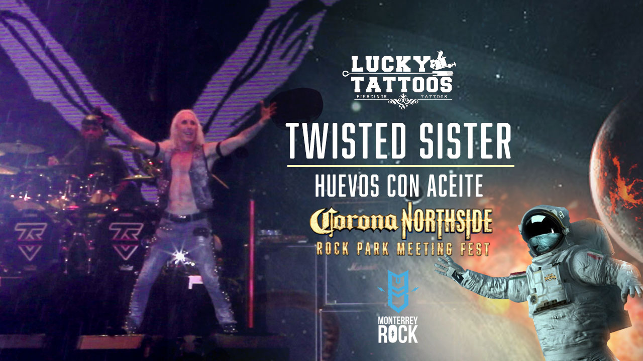 Twisted Sister - Huevos con Aceite