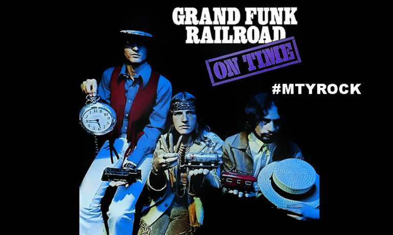 "Obras Maestras: ""On Time"" – Grand Funk Railroad"