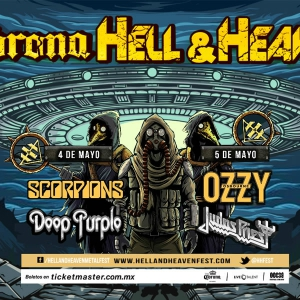 Corona Hell and Heaven: 5 actos imperdibles