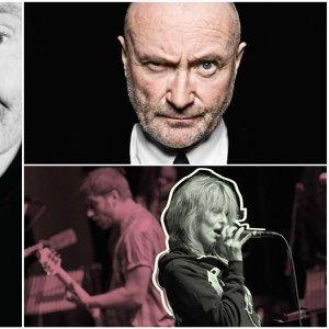 Phil Collins y su concierto en Monterrey