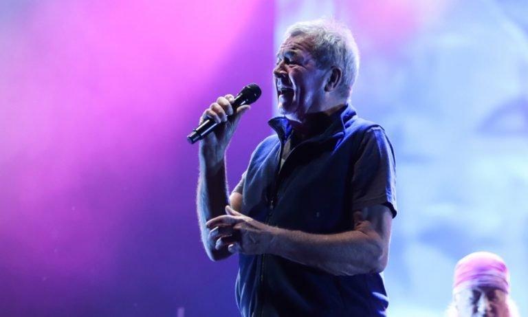 Deep Purple da cátedra en el Hell And Heaven 2018