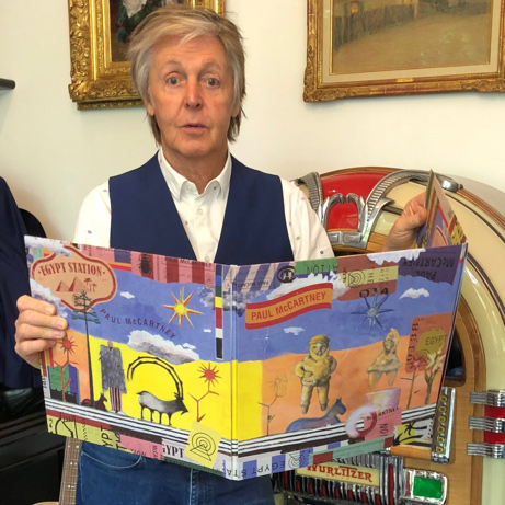 Paul McCartney tiene su lista con audios y videos exclusivos en Spotify