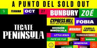 Tecate Península 2018 Sold Out