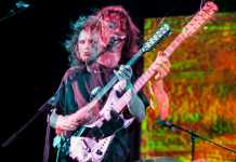 King Gizzard and the Lizard Wizard en Monterrey