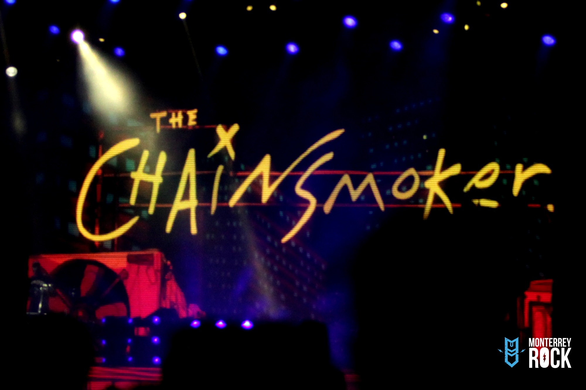 The Chainsmockers en Tecate Live Out