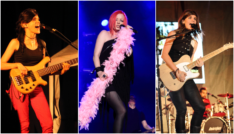 Eruca Sativa y Garbage: el poder femenino en el Mother of All