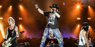 Guns N' Roses en Mother of All Rock Festival 2018