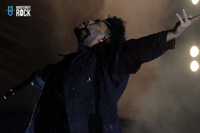Fotos ? The Weeknd ▸ Tecate Live Out 2018