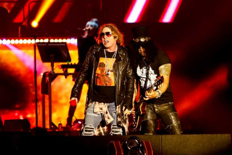 Fotos de Guns N' Roses en Mother of All 2018