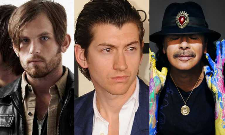Pal Norte 2019: Arctic Monkeys, Kings of Leon y Santana encabezan el festival