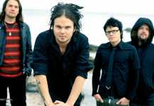 The Rasmus en Monterrey 2018
