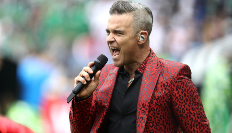 5 grandes canciones de Robbie Williams