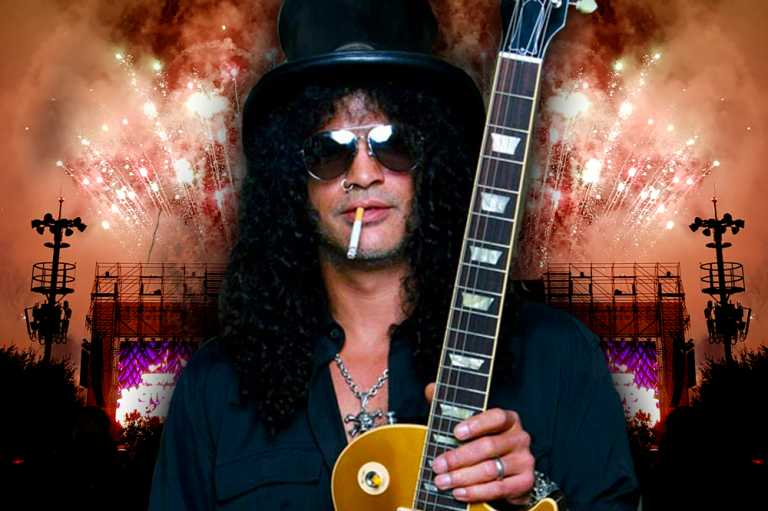 Slash, la figura del Mother of All 2018