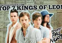 top 7 kings of leon palnorte 2019