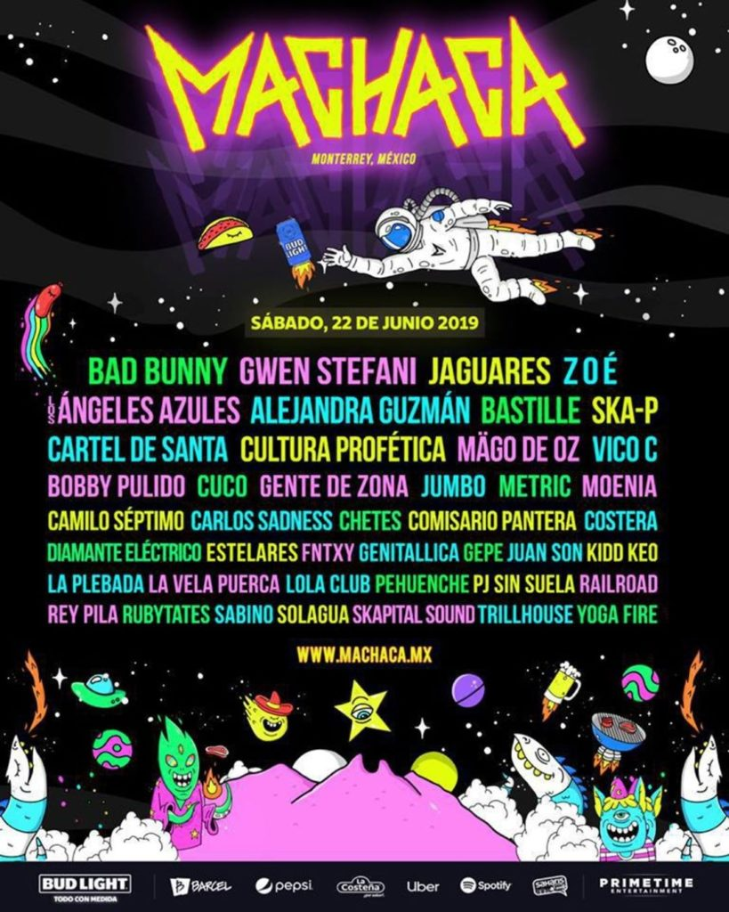 Cartel Machaca 2019