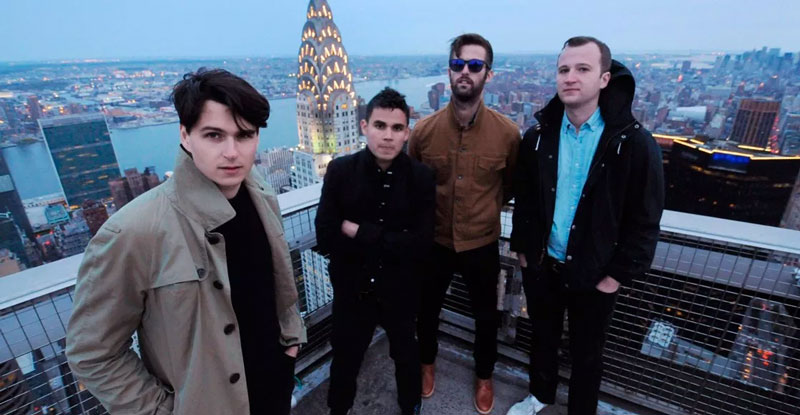 Vampire Weekend headliner del Tecate Live Out 2019