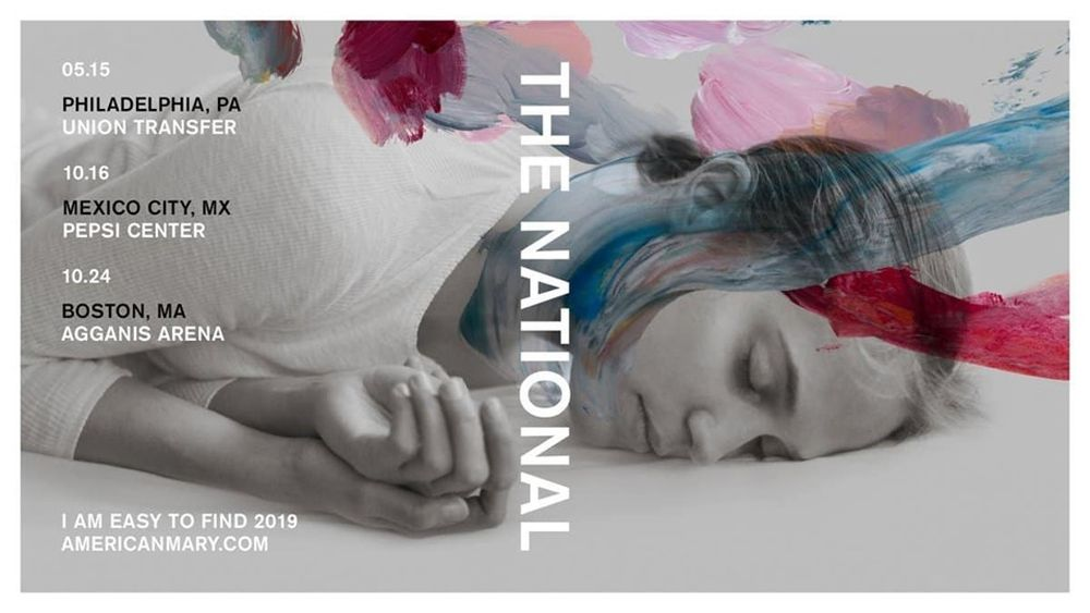 The National en México 2019