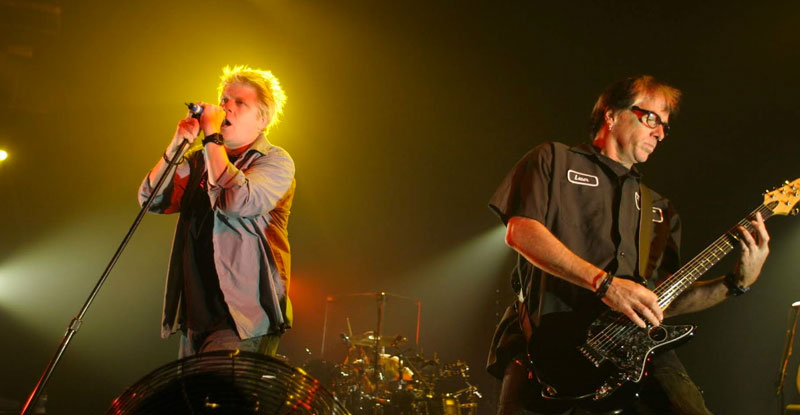 The Offspring son headliners del Tecate Live Out 2019