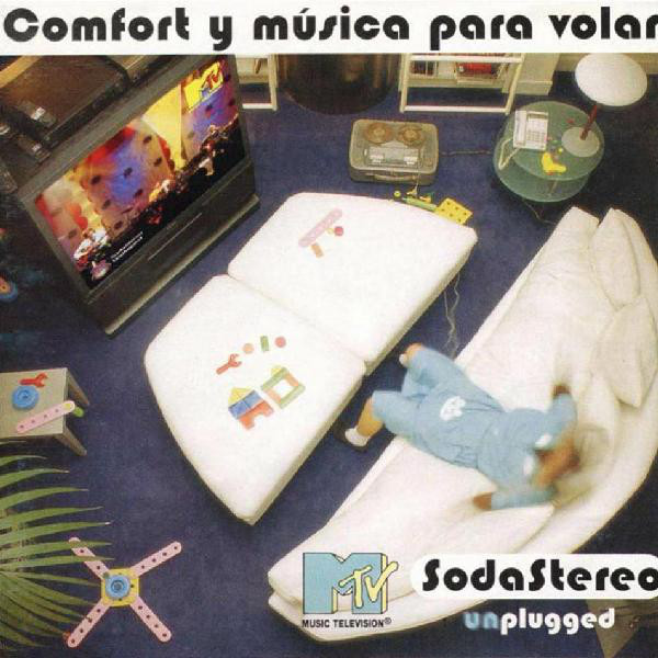 Soda Stereo Unplugged