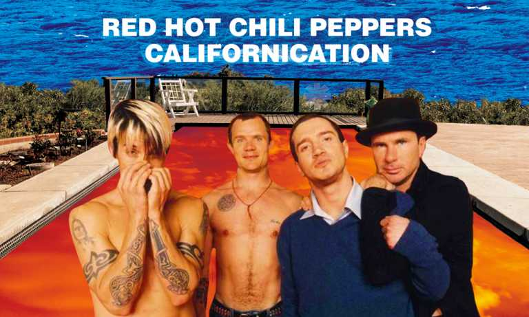 "Obras Maestras: ""Californication"" – Red Hot Chili Peppers"