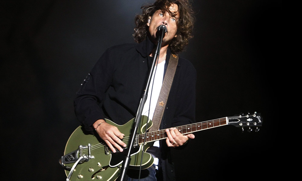 Guitarra Gibson Chris Cornell ES 335 Tribute