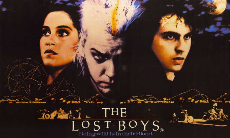 Rock & Cine: The Lost Boys (Jóvenes perdidos)
