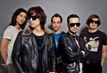 the strokes nuevo disco listo corona capital