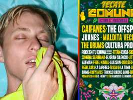 the drums en tecate comuna 2019
