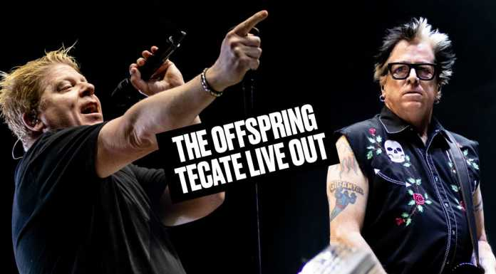 the offspring en tecate live out