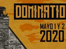 domination mexico 2020