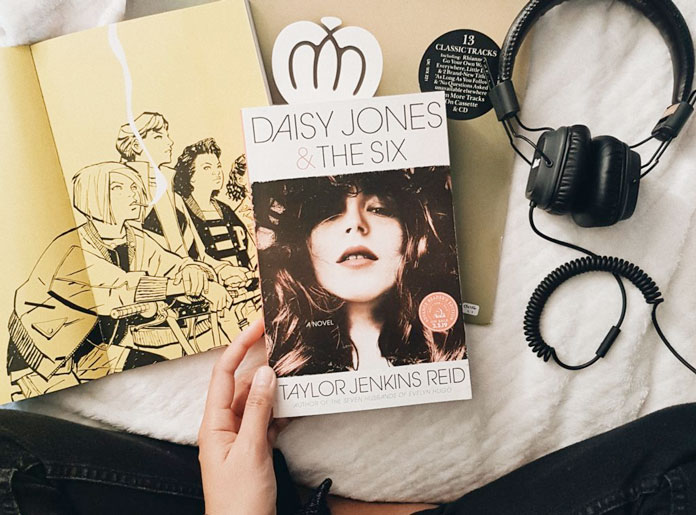daisy jones and the six audiolibro