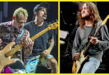 red hot chili peppers john frusciante