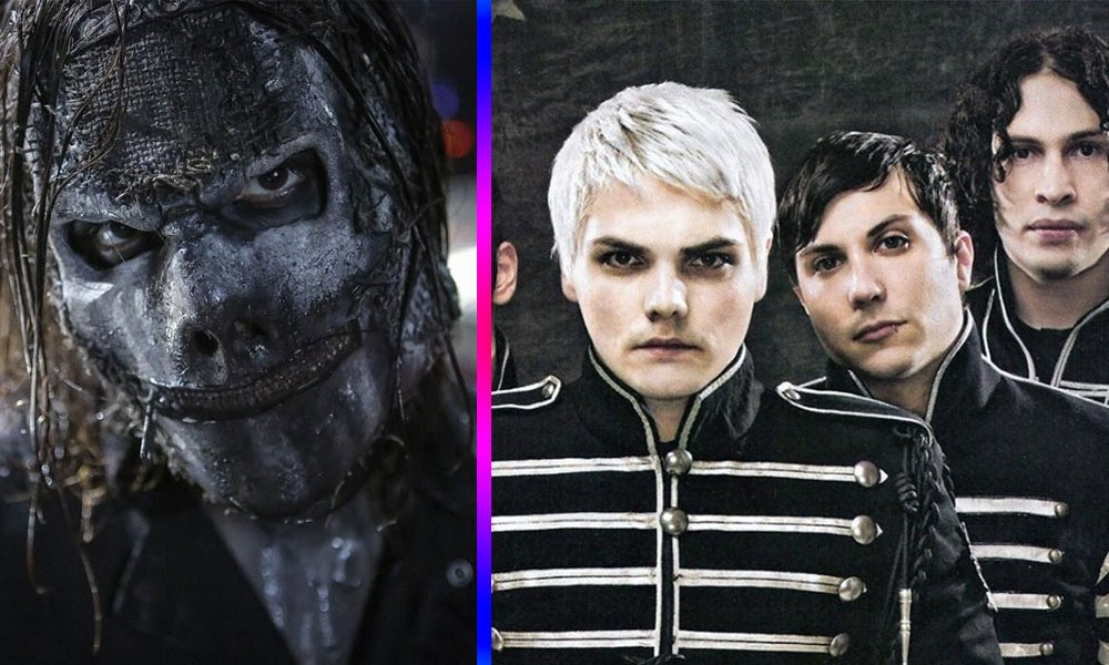 My Chemical Romance en Machaca 2020