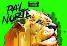 Pal Norte Lineup 2014