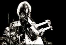 Jimmi Page - Stairway to heaven