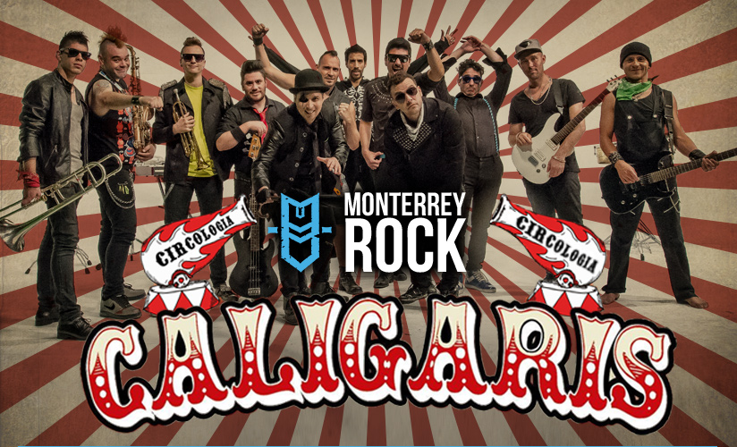 CALIGARIS-CIRCOLOGIA-MONTERREY-ROCK