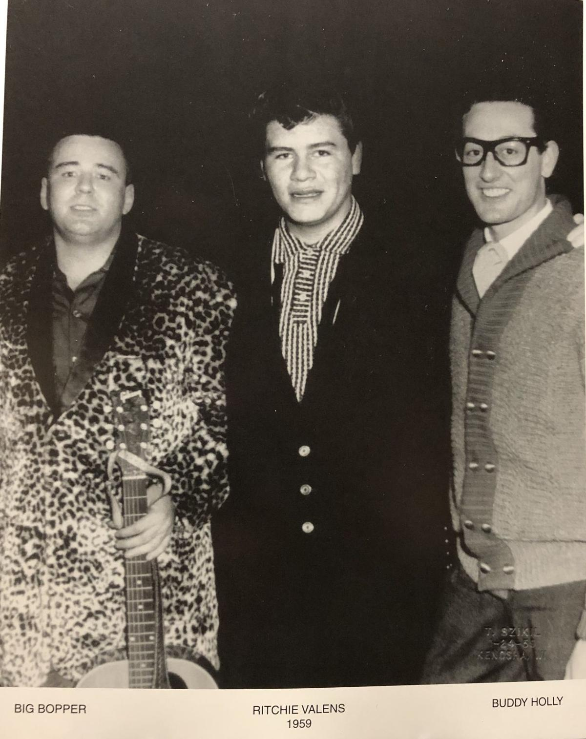 buddy holly ritchie valens big bopper