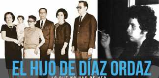 Alfredo Diaz Ordaz hijo Presidente
